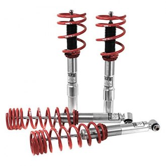 "H&R® - 1.3""-2"" x 1.3""-2.5"" Street Performance Front and Rear Lowering Coilover Kit"