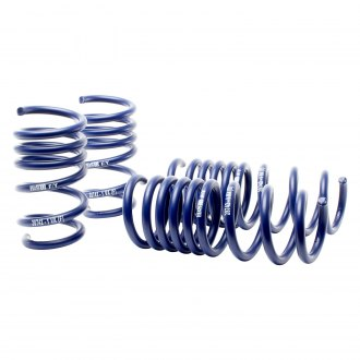 "H&R® - 0.8"" x 0.8"" Sport Front and Rear Lowering Coil Springs"