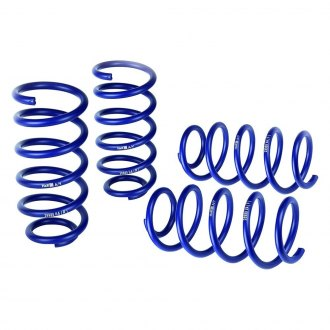 "H&R® - 1.5"" x 1.6"" Sport Front and Rear Lowering Coil Springs"