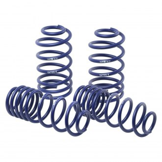 "H&R® - 1.8"" x 1.6"" Sport Front and Rear Lowering Coil Springs"