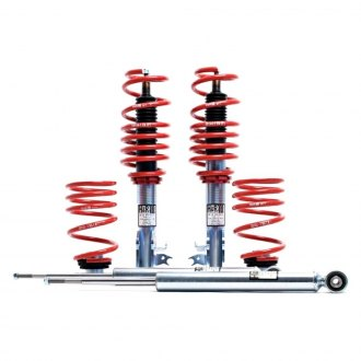"H&R® - 2""-3.2"" x 2""-2.8"" Ultra Low Front and Rear Lowering Coilover Kit"