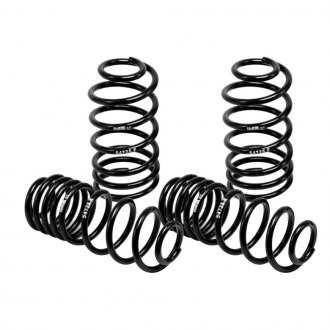 "H&R® - 1.75"" x 1.25"" Sport Front and Rear Lowering Coil Springs"