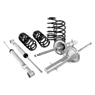 "H&R® - 1.4"" x 0.75"" Front and Rear Touring Lowering Cup Kit"