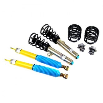 "H&R® - 1""-1.9"" x 0.75""-1.5"" Front and Rear Damper Adjustable Coilover Lowering Kit"