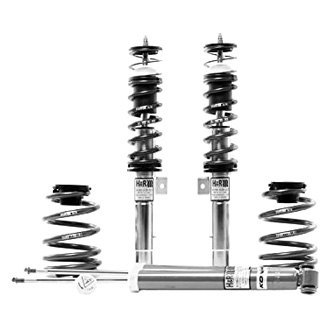 "H&R® - 1.2""-2.5"" x 1.3""-2.4"" Street Performance SS Front and Rear Lowering Coilover Kit"
