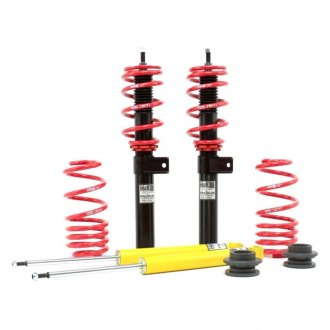 "H&R® - 1.2""-2.5"" x 1.3""-2.4"" Premium Performance Front and Rear Lowering Coilover Kit"