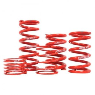 H&R® - Race Front and Rear Lowering Coil Spring Kit