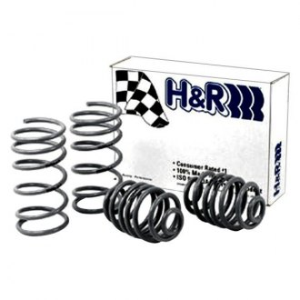 "H&R® - 1"" x 1"" OE Sport Front and Rear Lowering Coil Springs"