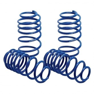 "H&R® - 1.75"" x 1.6"" Super Sport Front and Rear Lowering Coil Springs"