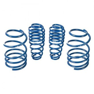 "H&R® - 1.7"" x 2.4"" Super Sport Front and Rear Lowering Coil Springs"
