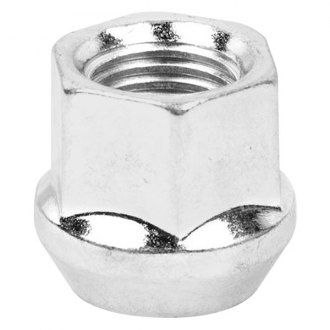 H&R® - Silver Cone Seat Open End Lug Nut