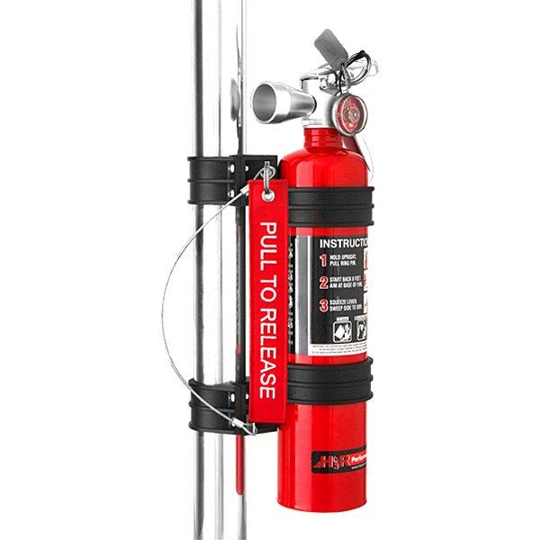 Joe's Billet Fire Extinguisher Mount Roll Bar Mount System ... |Fire Extinguisher Roll Bar Mount