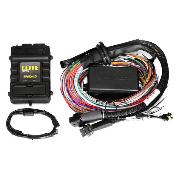 Haltech® - Elite 2500 Premium Universal Wiring Harness Kit  sc 1 st  CARiD.com : universal wiring harness kit - yogabreezes.com