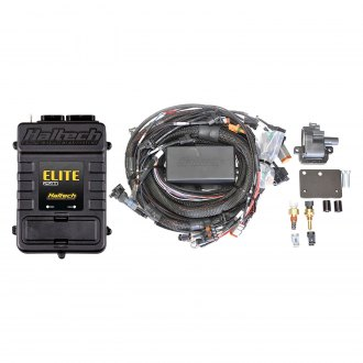 Haltech® - Elite 2500™ ECU & Single Cam Fully Terminated Harness Kit
