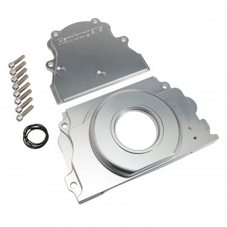 Hamburger's® - Billet Aluminum Two Piece Timing Cover