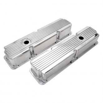 Hamburger's® - Finned Fabricated Valve Cover