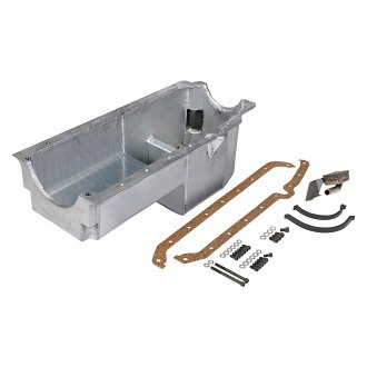 Hamburger's® - Fabricated Aluminum Oil Pan