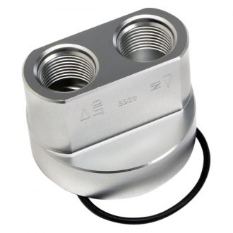 Hamburger's® - Spin-On Oil Filter Bypass Adapter