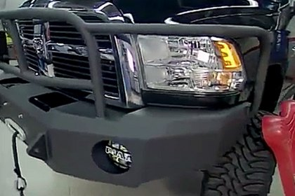600-56-0235 - Hammerhead® Spare Tire Carrier Video