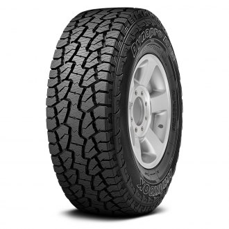 HANKOOK® - DYNAPRO AT-M RF10 WITH OUTLINED WHITE LETTERING