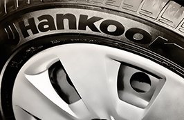 HANKOOK® - Tire Close Up