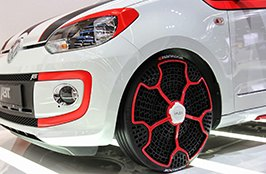 HANKOOK® - i-Flex Tires on Volkswagen