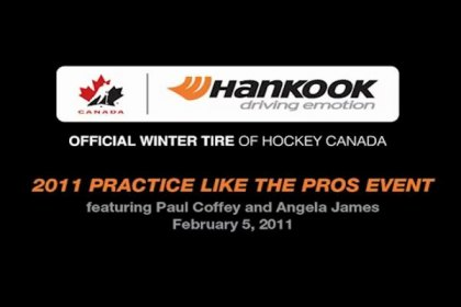 HANKOOK® Official Winter Tire Of Hockey Canada