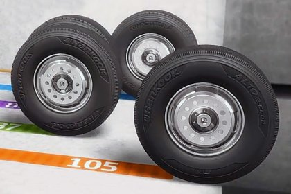 HANKOOK® Truck And Bus Tire Motion Graphic Brochure (HD)