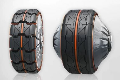 HANKOOK® 2014 Design Innovation Bootstrac Alpike Hydroblade (HD)
