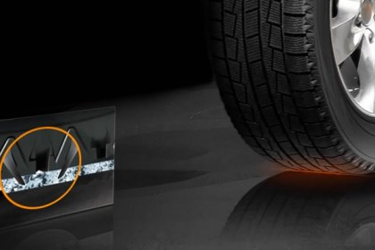 HANKOOK® Winter Tire Motion Graphic (HD)
