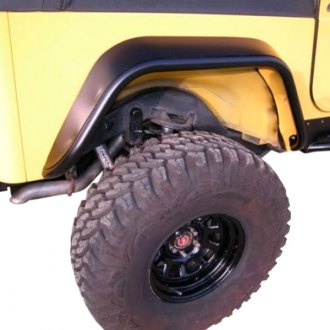 Hanson Off-Road® - Rear Tube Fender Flares