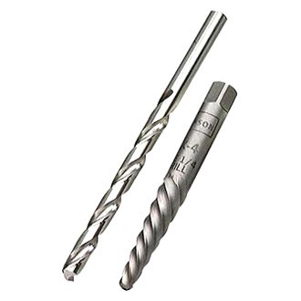 Hanson® - 537 Series Spiral Extractor and Drill Bit Set