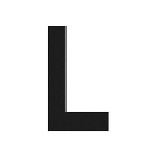 """Hardline® 17311 - 3"""" Black Letter L"""
