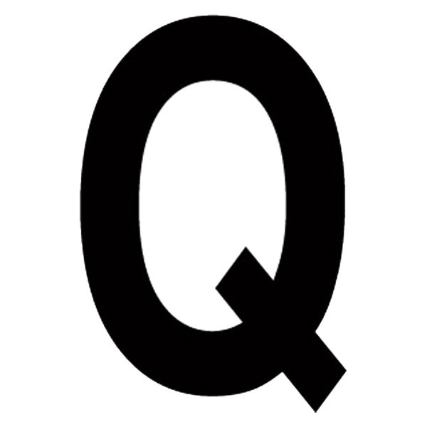 Letter Q Titan Northeastfitness Co