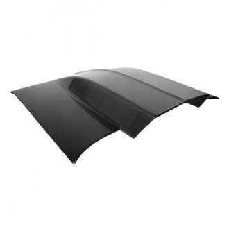 "Harwood® - 6"" Cowl Lift-Off Fiberglass Hood (Unpainted)"