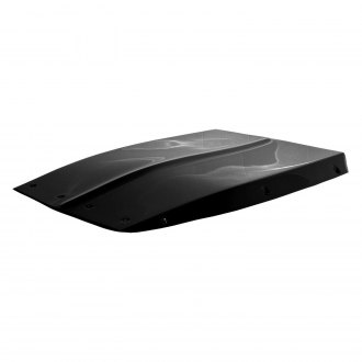 Harwood® - Z-28 Bolt-On Fiberglass Hood Scoop (Unpainted)