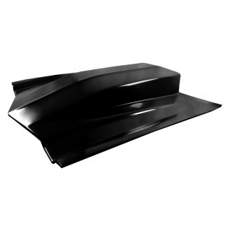 "Harwood® - 6"" Cowl Induction Lift-Off Fiberglass Hood (Unpainted)"