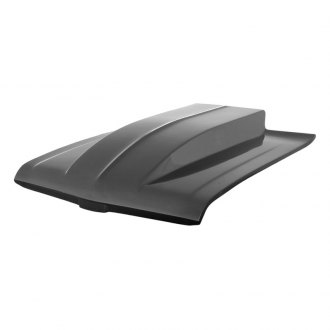 "Harwood® - 5"" Windshield Length Cowl Lift-Off Fiberglass Hood (Unpainted)"