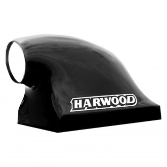 "Harwood® - Big-O 16"" Dragster Bolt-On Fiberglass Hood Scoop (Unpainted)"