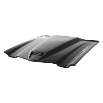 "Harwood® - Pro-Touring 2.5"" Cowl Bolt-On Fiberglass Hood (Unpainted)"