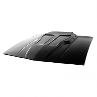 "Harwood® - Daytona IROC 2.5"" Cowl Bolt-On Fiberglass Hood (Unpainted)"