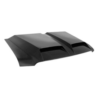 Harwood® - Ram Air Bolt-On Fiberglass Hood (Unpainted)