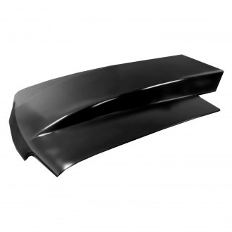 "Harwood® - Fiberglass 4"" Windshield Length Cowl Hood (Unpainted)"