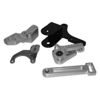 Hasport Performance® - Hydraulic Transmission Conversion Kit and Lever Assembly