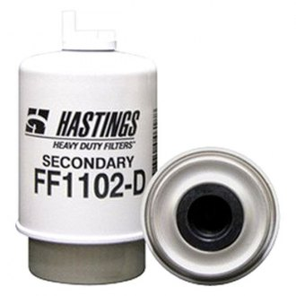 Hastings® - Secondary Fuel/Water Separator Diesel Filter Element