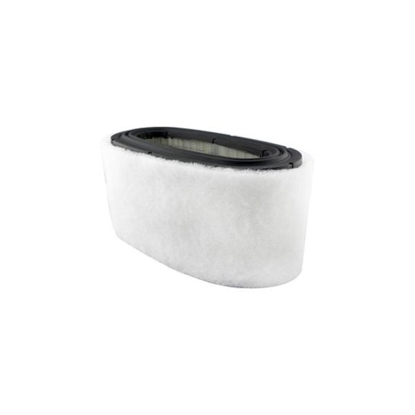 Hastings® - Oval Air Element with Foam Wrap