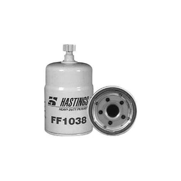 Hastings® - Primary Spin-On Fuel/Water Separator Filter with Drain