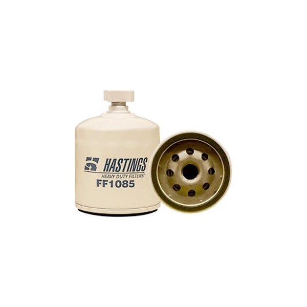 Hastings® - Spin-On Fuel/Water Separator Filter with Drain
