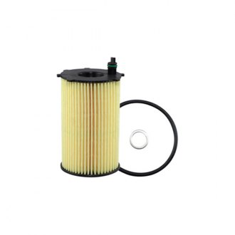 Hastings® - Open Both End Oil Filter Element