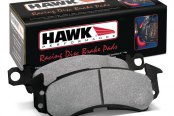 Image may not reflect your exact vehicle! Hawk® - Hawk Motorsports Performance Compound Brake Pads